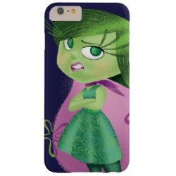 Case-Mate Barely There iPhone 6 Plus Case with Disgust of Inside Out design