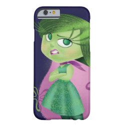 Case-Mate Barely There iPhone 6 Case with Disgust of Inside Out design