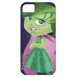 Case-Mate Vibe iPhone 5 Case with Disgust of Inside Out design