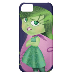 Case-Mate Barely There iPhone 5C Case with Disgust of Inside Out design