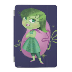 iPad mini Cover with Disgust of Inside Out design