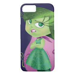 Case-Mate Barely There iPhone 7 Case with Disgust of Inside Out design
