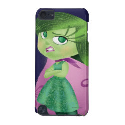 Case-Mate Barely There 5th Generation iPod Touch Case with Disgust of Inside Out design