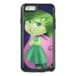 OtterBox Symmetry iPhone 6/6s Case with Disgust of Inside Out design