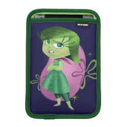 iPad Mini Sleeve with Disgust of Inside Out design