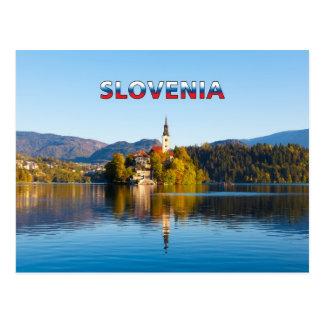 Bled 001M Postcards