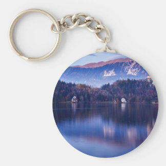 Bled Castle Keychain