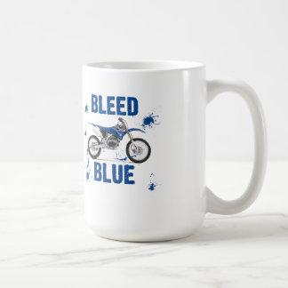 Bleed Blue 13 Mug