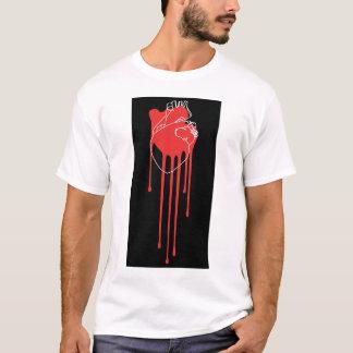 Bleed, my aching heart T-Shirt