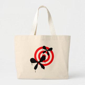 Bleeding Butterfly: Bullseye Bag