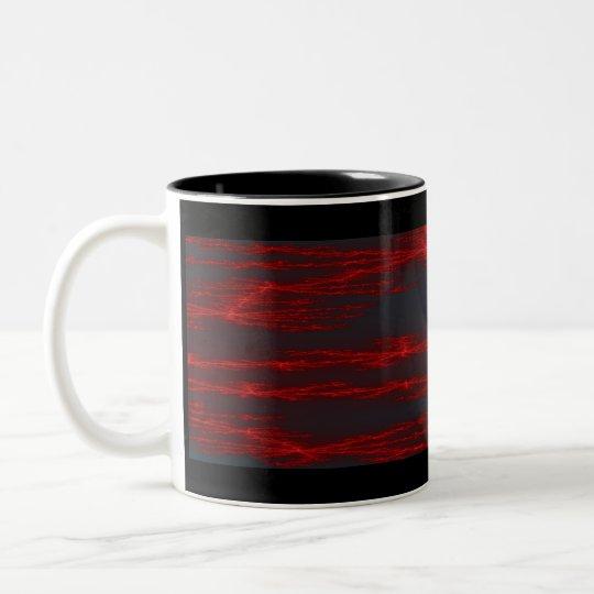 Bleeding Coffee Mug