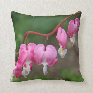 Bleeding Heart Accent Pillow