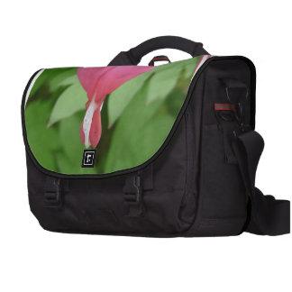 Bleeding Heart Blossom Laptop Bags