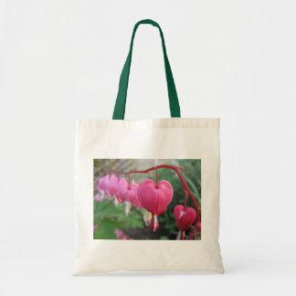 Bleeding Heart (Dicentra) Tote Bag