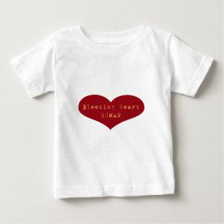 Bleeding Heart Human Baby T-Shirt
