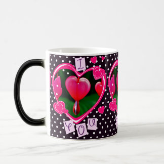 Bleeding Heart I Love You Mug