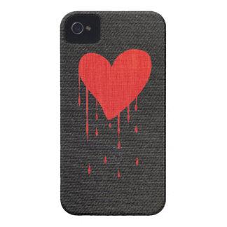 Bleeding Heart iPhone 4 Case-Mate Case