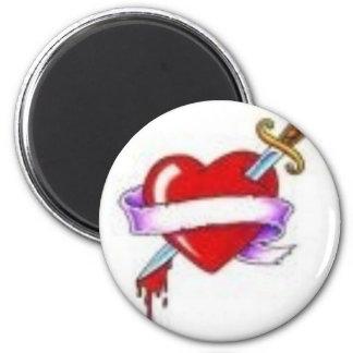 Bleeding Heart Magnet