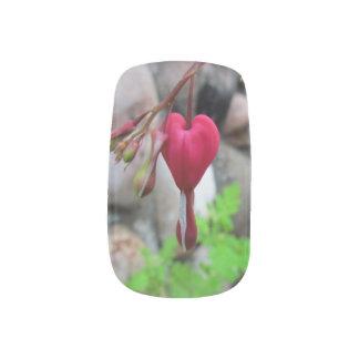 Bleeding Heart Nails Minx ® Nail Art
