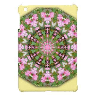 Bleeding Heart Nature, Flower-Mandala iPad Mini Case