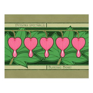 Bleeding Heart Postcard