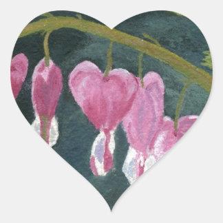 Bleeding Heart Stickers