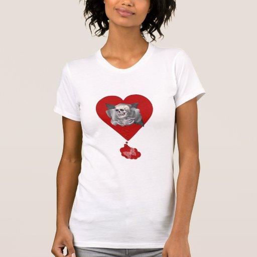 Bleeding Heart T Shirt