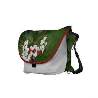 Bleeding Heart Vine Messenger Bag