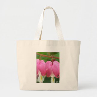 Bleeding Hearts Tote Bags