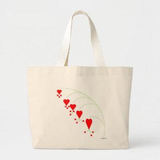 Bleeding Hearts Bag