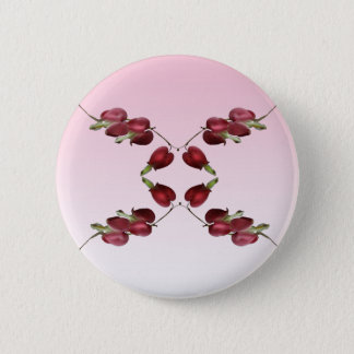 Bleeding Hearts Button