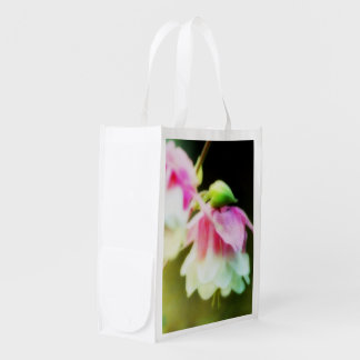 Bleeding Hearts by Shirley Taylor Reusable Grocery Bag