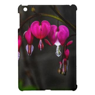 Bleeding Hearts Flower iPad Mini Cover