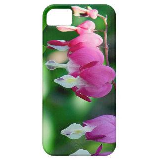 bleeding hearts flowers iPhone SE/5/5s case