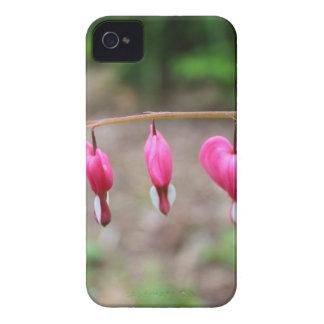 Bleeding Hearts iPhone 4 Case