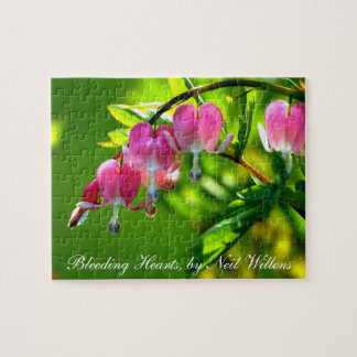 Bleeding Hearts Picture Puzzle, by Neil Willens
