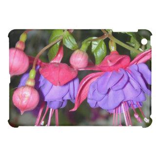 Bleeding Hearts - Purple & Pink iPad Mini Cover