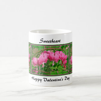Bleeding Hearts Valentine Mug