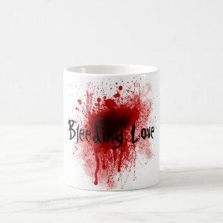 """Bleeding Love"" Mug"