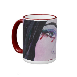 Bleeding Love Mug