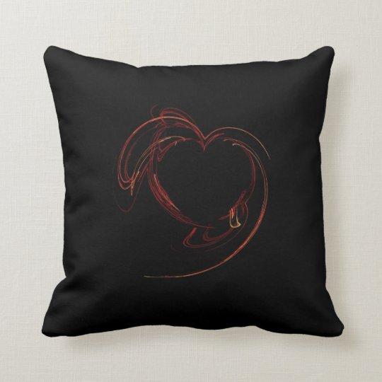 Bleeding Love Pillow