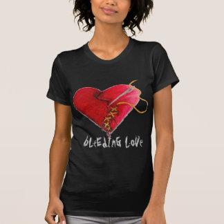bleeding love shirts