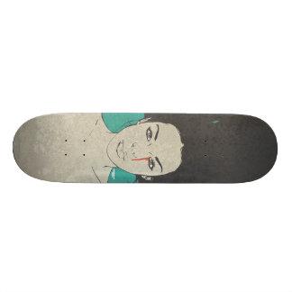 Bleeding Tears Skateboard