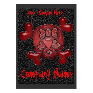 Bleeding Thru Large Business Cards (Pack Of 100)