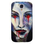 Bleeding vampire iphone case galaxy s4 case