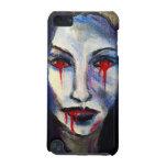 Bleeding vampire ipod case iPod touch (5th generation) cases