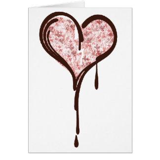 bleedingheart card