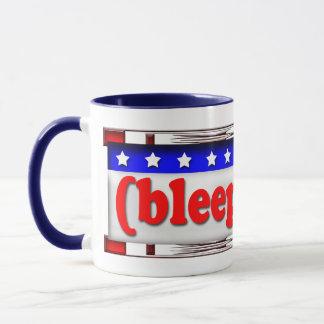 (bleep) Obama Mug