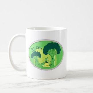 Bleh Broccoli Rejecting Cake Coffee Mug