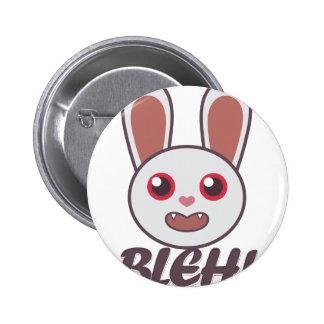 Bleh Rabbit Button